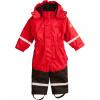 Weather Report Tusi, skidragt/flyverdragt, børn, rød